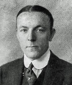 George Graves (actor) English comic actor (1876–1949)