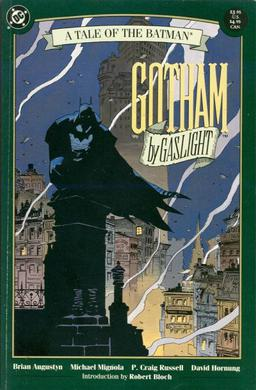 Gotham By Gaslight Wikipedia