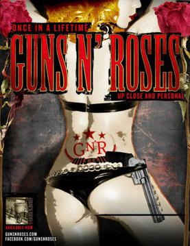 up close and personal tour guns n roses wikipedia