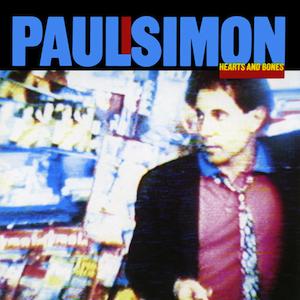 <i>Hearts and Bones</i> 1983 studio album by Paul Simon