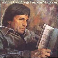 Johnny Cash Sings Precious Memories artwork