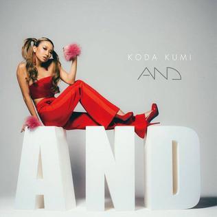 <i>And</i> (Koda Kumi album) 2018 studio album by Koda Kumi