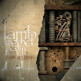 <i>VII: Sturm und Drang</i> 2015 studio album by Lamb of God
