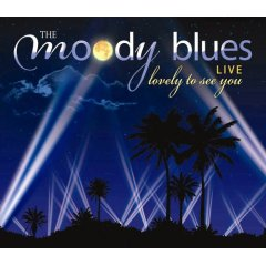 <i>Lovely to See You: Live</i> 2005 live album by The Moody Blues