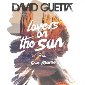 David Guetta featuring Sam Martin — Lovers on the Sun (studio acapella)