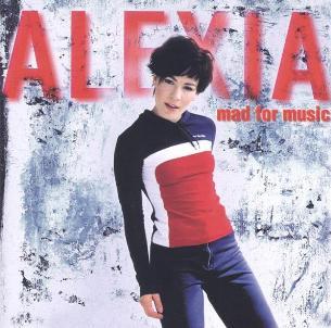 <i>Mad for Music</i> 2001 studio album by Alexia