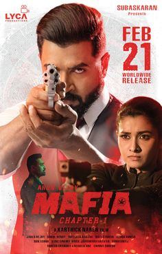 Download Mafia: Chapter 1 (2020) Hindi Dubbed WEB-DL 480p | 720p