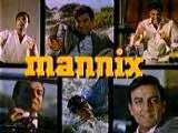 <i>Mannix</i> American television series 1967-1975