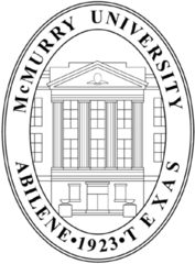 McMurry University seal.png