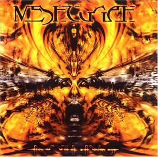 Nothing (Meshuggah album) 2002 studio album by Meshuggah