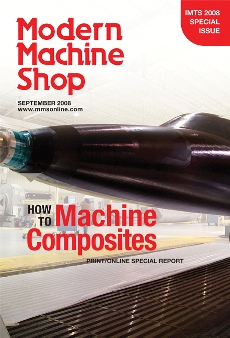 Cover of Modern Machine Shop