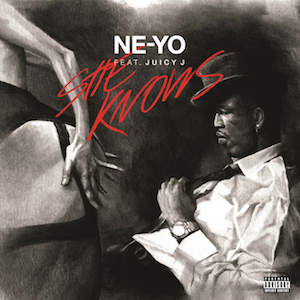 Ne-Yo featuring Juicy J — She Knows (studio acapella)