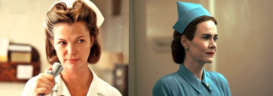 Louise Fletcher a Nurse Ratched