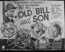 <i>Old Bill and Son</i> 1941 film by Ian Dalrymple