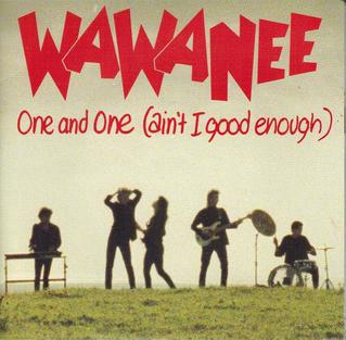 One and One (Aint I Good Enough) 1987 single by Wa Wa Nee