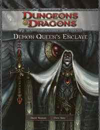 <i>Demon Queens Enclave</i>