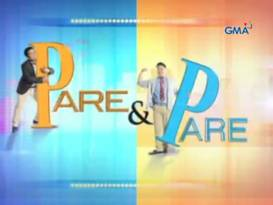 <i>Pare & Pare</i> 2012 Philippine television show