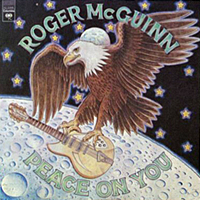 <i>Peace on You</i> 1974 studio album by Roger McGuinn