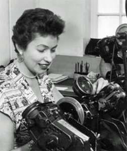 Anne V. Coates British film editor