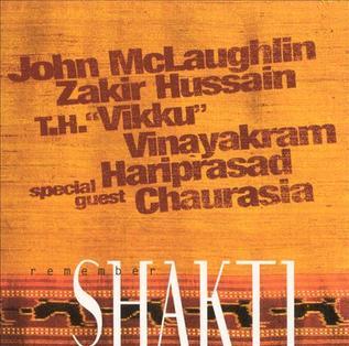 <i>Remember Shakti</i> (album) 1999 live album by Remember Shakti
