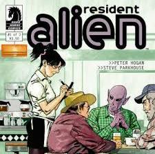 Resident Alien Comics Wikipedia