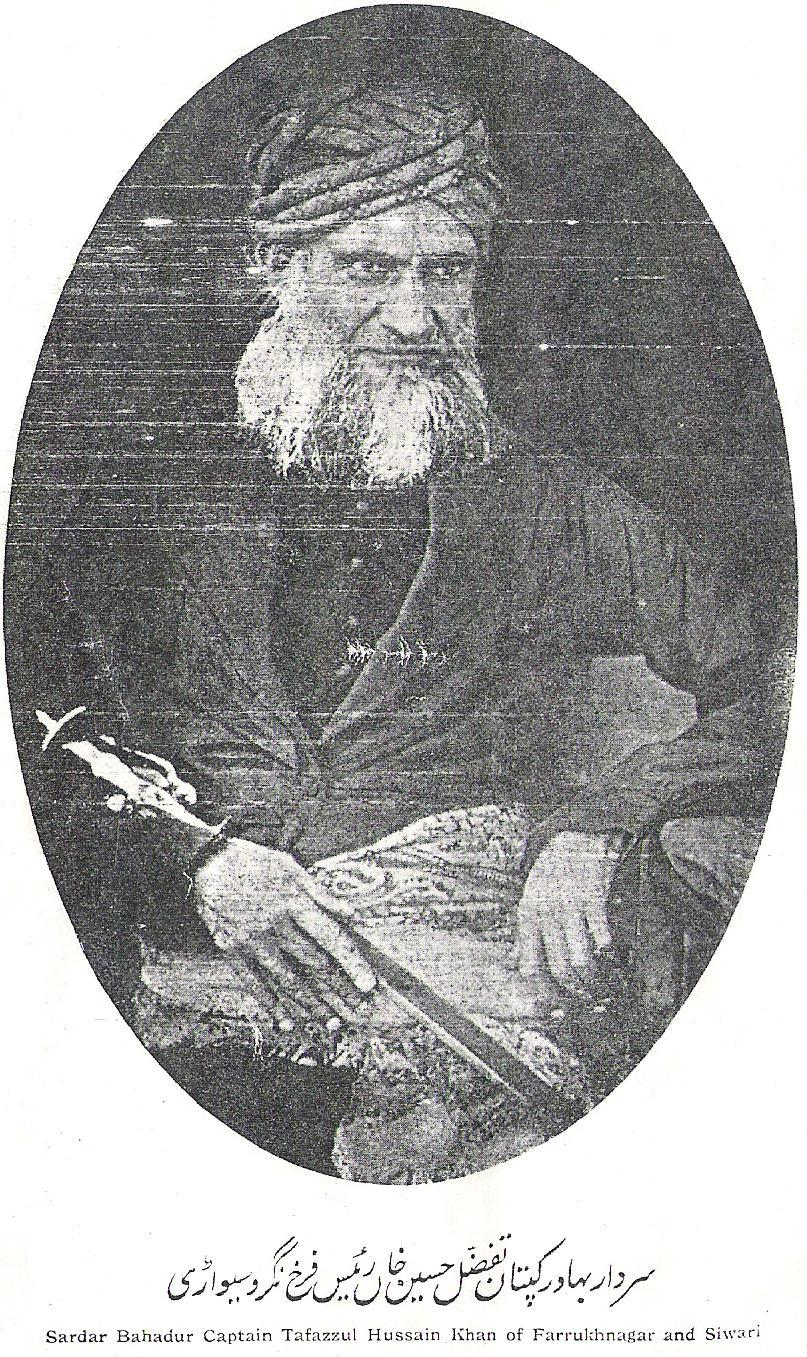 tafazzul hussain khan
