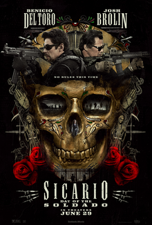 Sicario: Day of the Soldado (2018) BluRay Dual Audio [Hindi (ORG 2.0) & English] 1080p 720p 480p x264 HD | Full Movie
