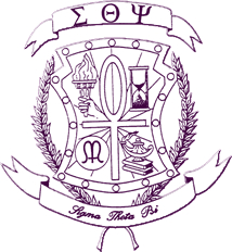 Sigma Theta Psi Sorority, Inc Crest.png