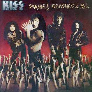 <i>Smashes, Thrashes & Hits</i> 1988 greatest hits album by Kiss