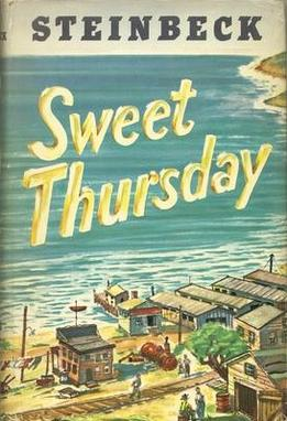 Image result for sweet thursday thumbnail