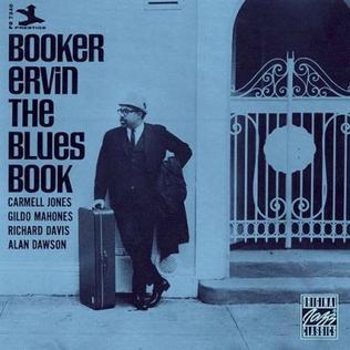 <i>The Blues Book</i> 1964 studio album by Booker Ervin
