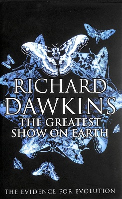 Picture of a book: The Greatest Show On Earth
