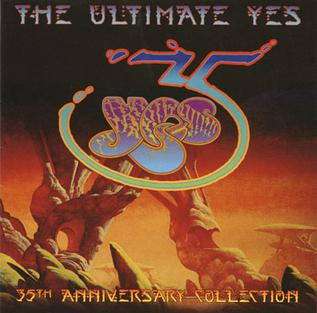 <i>The Ultimate Yes: 35th Anniversary Collection</i> 2003 box set by Yes