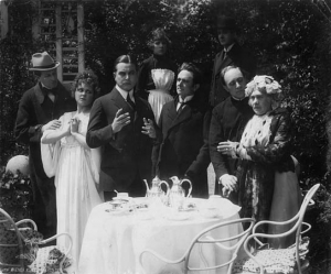 <i>The Voice of Conscience</i> (1920 film) film directed by Jacob Fleck