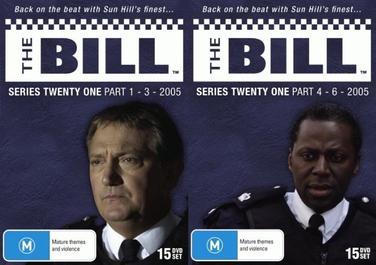 The Bill (series 21) - Wikipedia