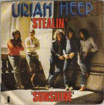 Stealin (Uriah Heep song) single by Uriah Heep