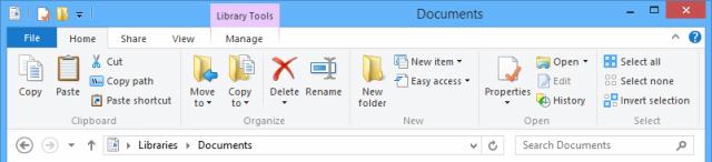 File:Windows Explorer Ribbon.png