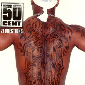 50 Cent featuring Nate Dogg — 21 Questions (studio acapella)