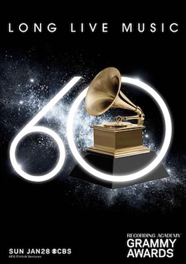 60th Annual Grammy Awards - Wikipedia