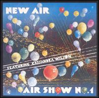 <i>Air Show No. 1</i> 1986 studio album by New Air