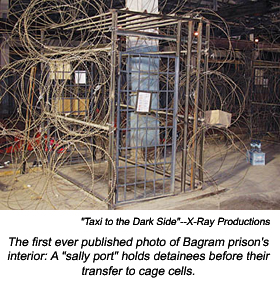 Bagram torture and prisoner abuse