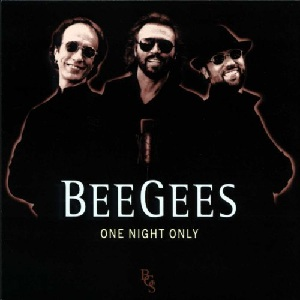 <i>One Night Only</i> (Bee Gees album) 1998 live album by Bee Gees