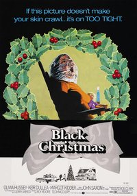 black christmas 1974 posterjpg - Black Christmas Movie