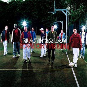 Love on the Line (song) 2002 single by Blazin Squad