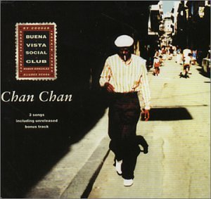 """UK Single Cover for """"Chan Chan"""" from..."""