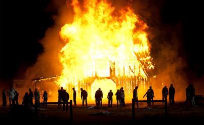 Burning Series Twd