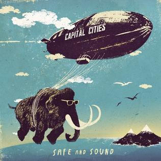 Capital Cities — Safe and Sound (studio acapella)