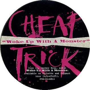 [Obrazek: Cheap_Trick_1994_Promo_Single_Woke_Up_Wi...onster.jpg]