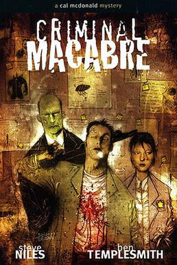 criminal macabre a cal mcdonald mystery wikipedia