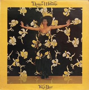 <i>This Is Niecy</i> 1976 studio album by Deniece Williams
